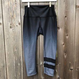 Pants - Alo Yoga High Waist Airbrush Capri